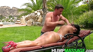 Rose Monroe Hot Fuck Massage