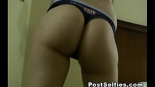 Hot Wife Sexy Strip Dance