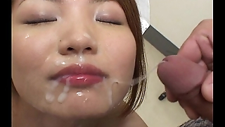 BUKKAKE COLLECTION 3 Japanese Uncensored blowjob bukkake